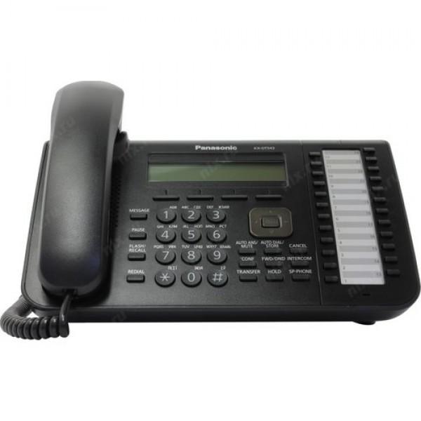 Системный телефон Panasonic KX-DT543