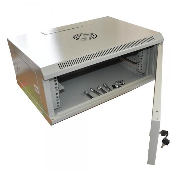 4U - 600x450 | Настенный серверный шкаф