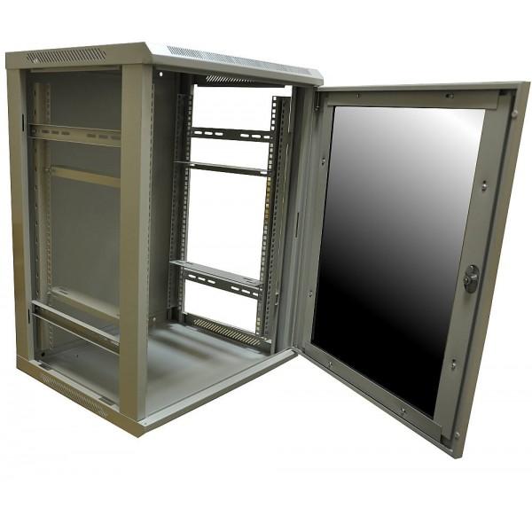 9U - 600x600 | Настенный серверный шкаф