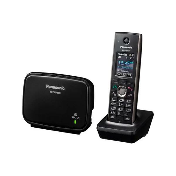 Беспроводной SIP-DECT радиотелефон Panasonic KX-TGP600