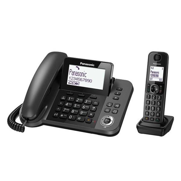 Беспроводной цифровой телефон Panasonic KX-TGF310RU
