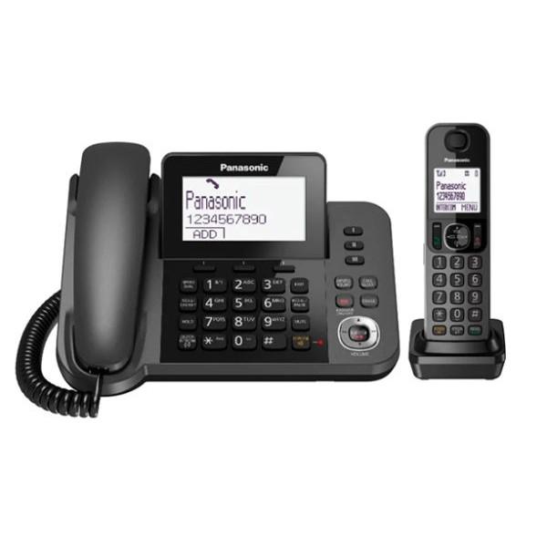 Беспроводной цифровой телефон Panasonic KX-TGF320RU