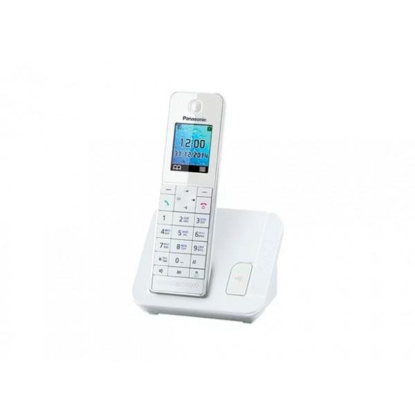 Беспроводной DECT радиотелефон Panasonic KX-TGH210
