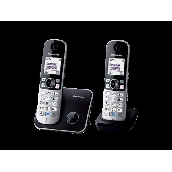 Беспроводной цифровой радиотелефон Panasonic KX-TG6812