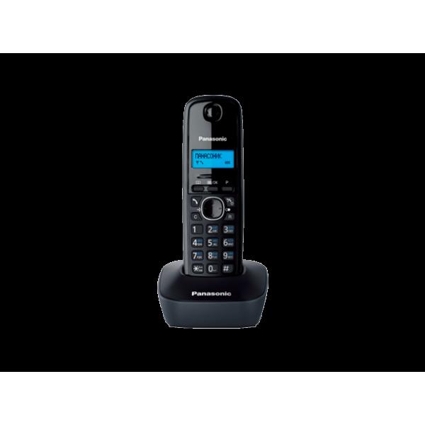 Беспроводной DECT радиотелефон Panasonic KX-TG1611