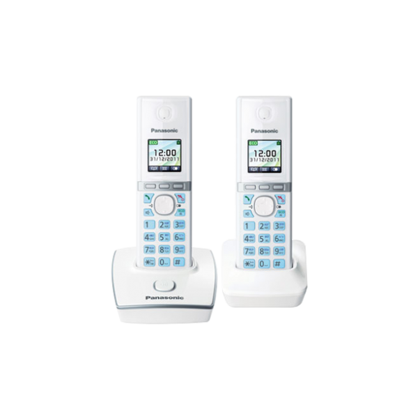 Беспроводной DECT радиотелефон Panasonic KX-TG8052