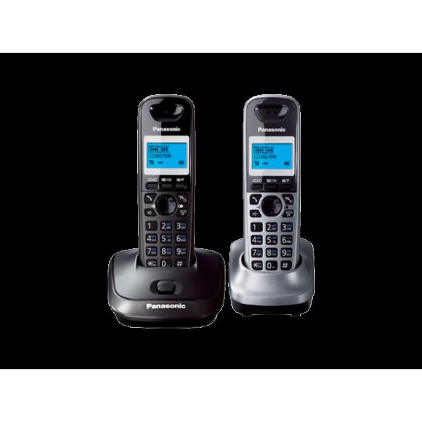 Беспроводной DECT радиотелефон Panasonic KX-TG2512