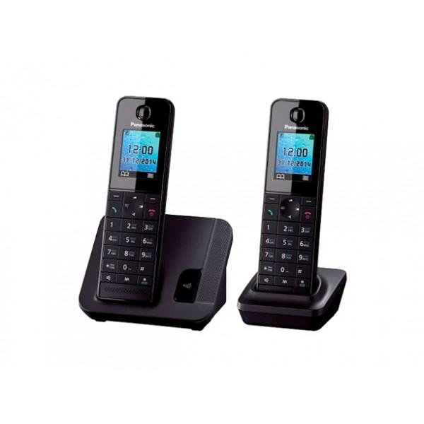 Беспроводной DECT радиотелефон Panasonic KX-TGH212