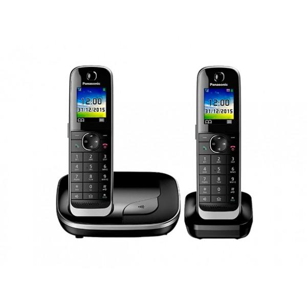 Беспроводной DECT радиотелефон Panasonic KX-TGJ312