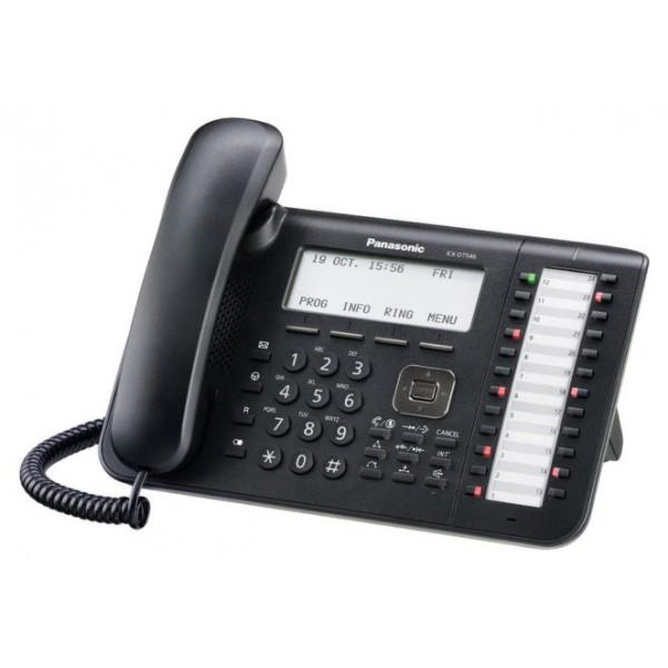 Системный телефон Panasonic KX-DT546