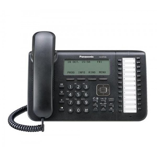 Системный телефон Panasonic KX-NT546RU