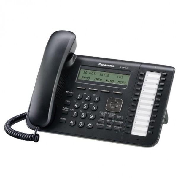 Системный телефон Panasonic KX-NT543
