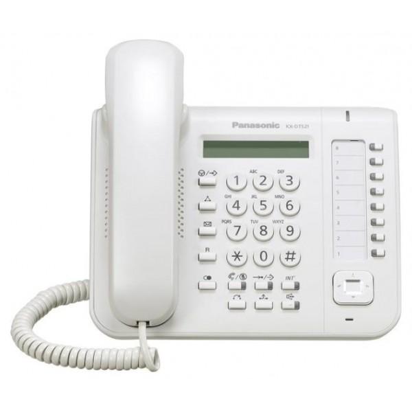 Системный телефон Panasonic KX-DT521